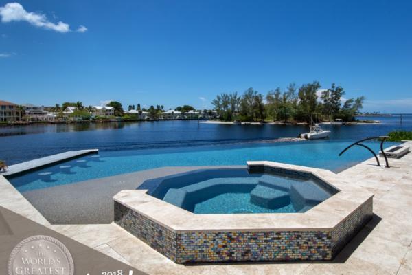 Aquatech Pools PS Blue Granite FB image