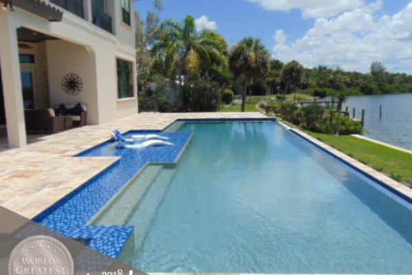 Aquatech Pools PT Caribbean Blue FB image