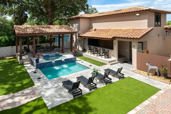 Award Winner Swimming Pool Design in Sarasota FL 1