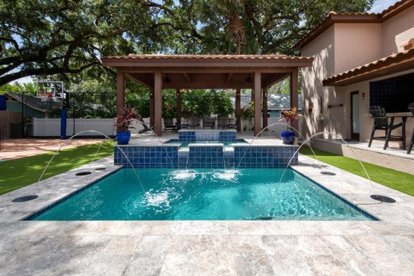 Award Winner Swimming Pool Design in Sarasota FL 2