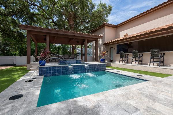 Award Winner Swimming Pool Design in Sarasota FL 3