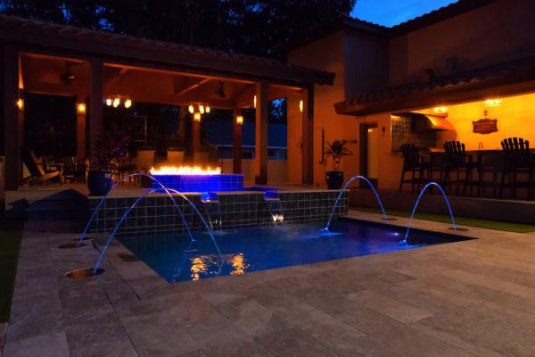 Award Winner Of Swimming Pool Design In Sarasota Fl