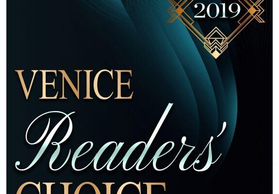 Venice Readers Choice Awards 2019